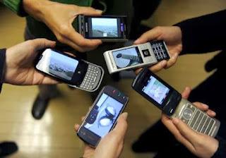 смартфон от мобильного