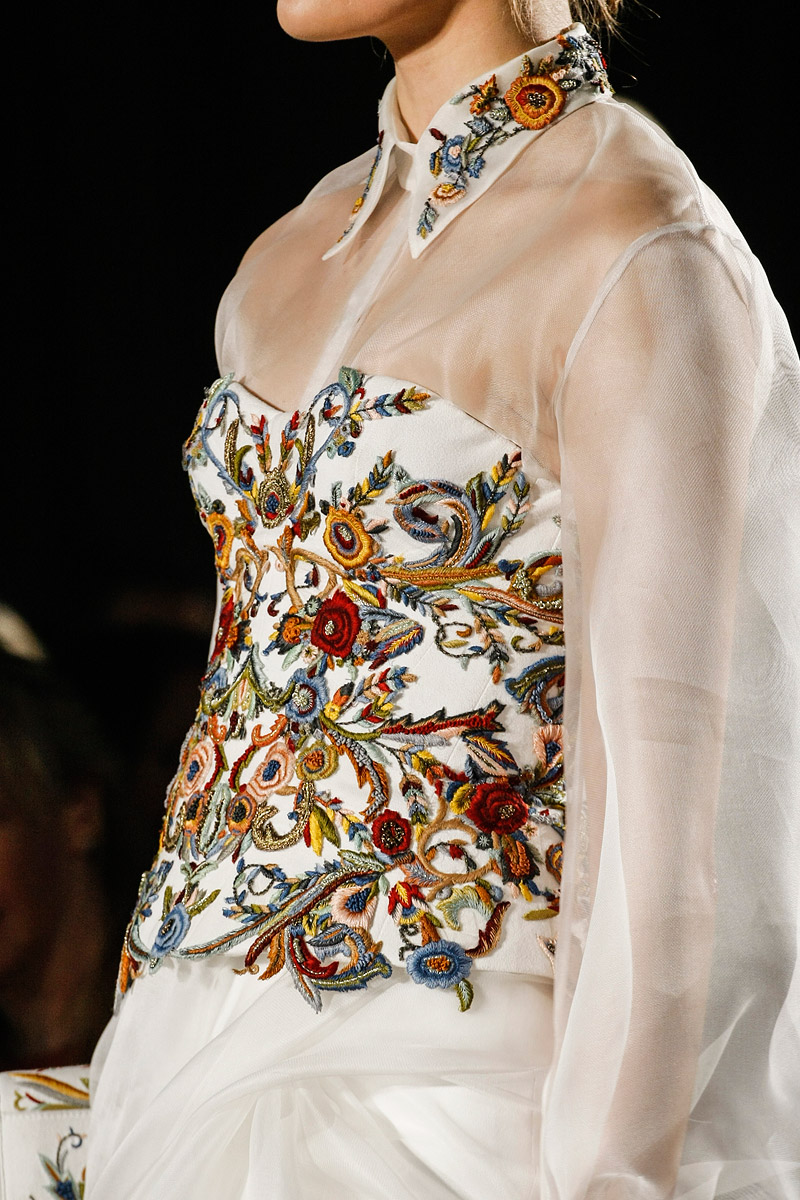 Loveisspeed marchesa fall winter 2013 runway for High couture