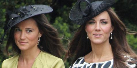 Kate Middleton - pippa middleton