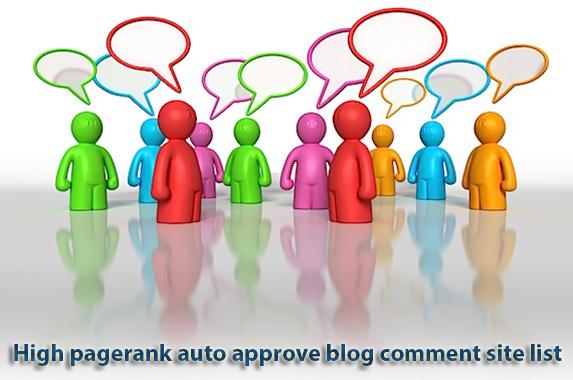 blog comment site list