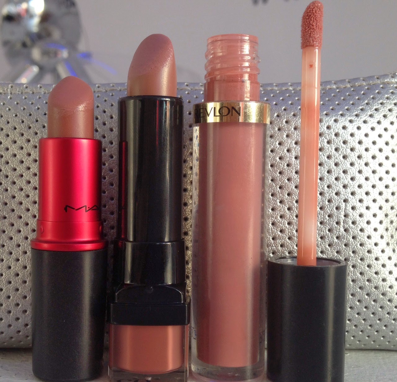 Loreal Fairest Nude dupe for Mac Viva Glam II Beauty Makeup in Mac Viva Glam Ii Dupe