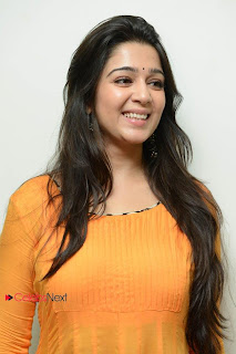 Charmee Latest Pictures at Radio Mirchi Picture Gallery 0002