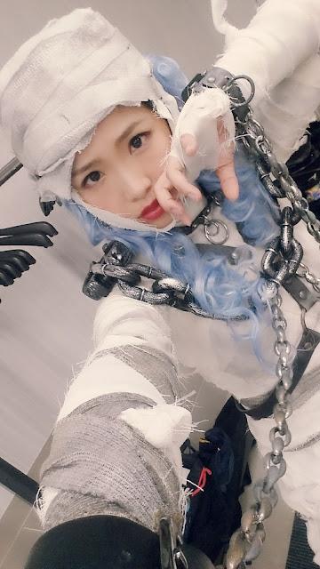 AKB48 松村香織 Matsumura Kaori ハロウィン・ナイト Halloween Night