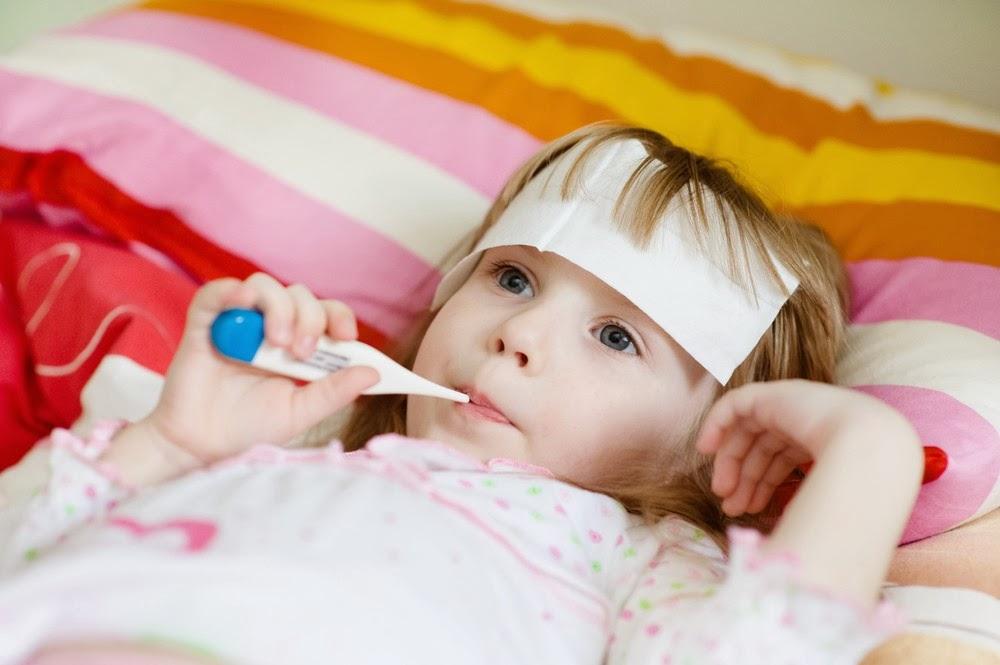 Gejala Atau Ciri-ciri Penyakit Flek Paru-Paru pada Anak