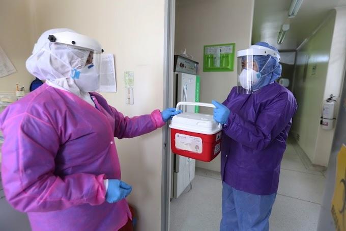 Covid-19: Minsalud reporta hoy 2.115 casos nuevos llegando el país a 57.046 contagios