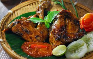 Resep Ayam Dan Ikan Bakar Kecap Bumbu Manis