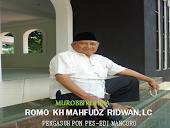 KH Mahfudz Ridwan