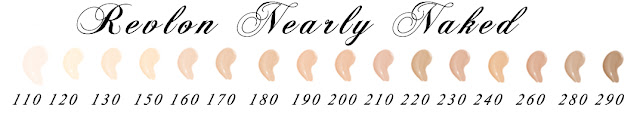 Revlon - Fond de teint Nearly Naked - Muscade - n° 230