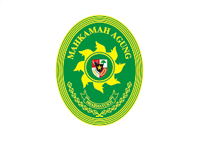 Mahkamah Agung Logo Vector download free