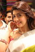 Pranitha glamorous photos at VRK Silks-thumbnail-6
