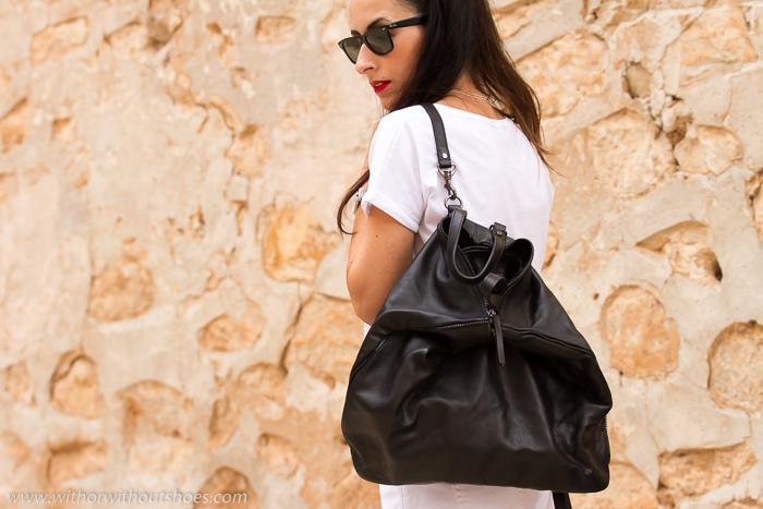 Blogger de Valencia con estilo casual cómodo y urbano