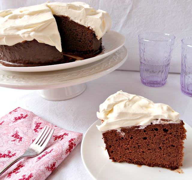 Milk and Honey: Chocolate Three Milk Cake