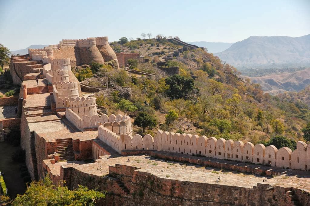 Kumbhalgarh India  City new picture : 10 Amazing Places to Visit in India that Aren't the Taj Mahal ...