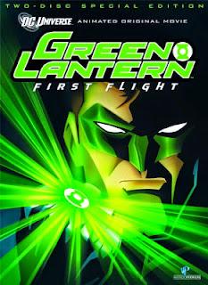 Chiến Binh Xanh: Trận Chiến Đầu Tiên - Green Lantern: First Flight
