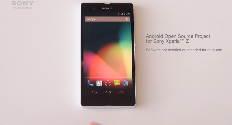 HTC One Nexus Edition Official, Xperia Z Nexus Edition ...