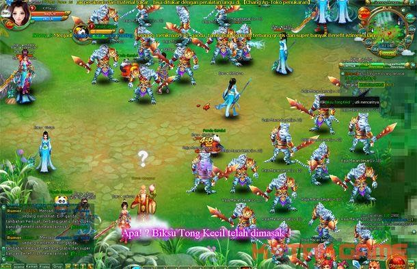 Hack Tale Of New Gokong 2014