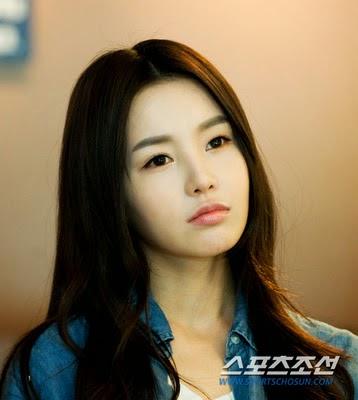 Foto Hot Seksi Artis Korea Nam Gyu Ri