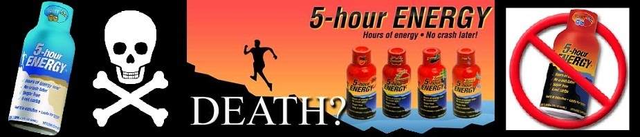 5 HOURS ENERGY DRINK SIDE EFFECTS