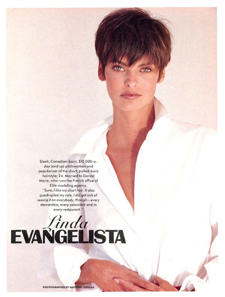 Linda evangelista hairstyle trends for women best hairstyles