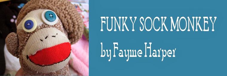 Funky Sockmonkey Blog