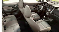 Nissan Versa Note Overview