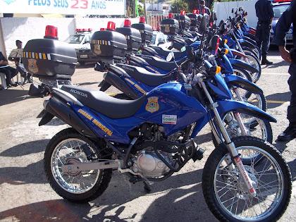 Motos da GM de Goiânia - GO.