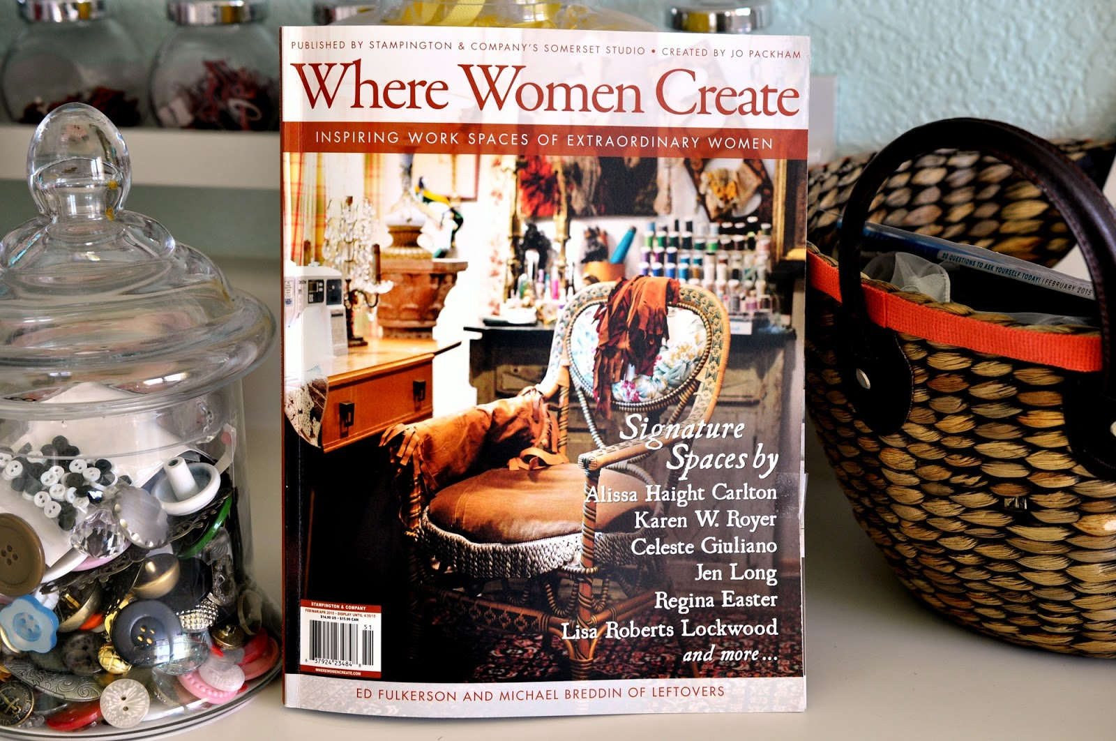 My Story In Where Women Create