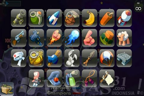 Worms for Android 4