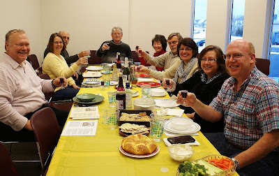 Christian Seder Dinner
