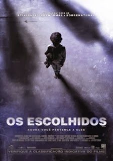 Os Escolhidos - Torrent BDRip & BluRay Download (Dark Skies) (2013) Dual Áudio