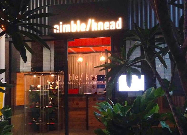 nimble knead front door