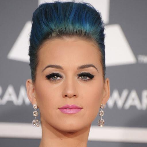 Кати Пери грим Грами 2012