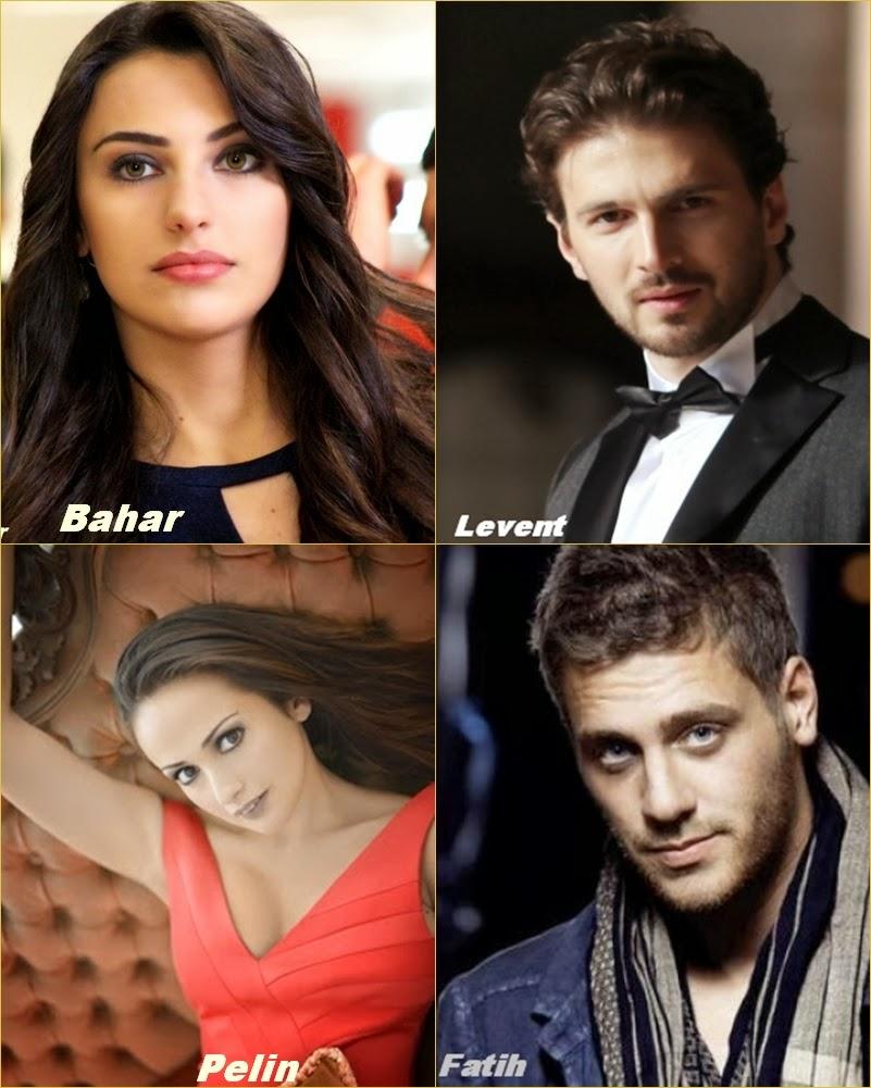 "Engin Akyürek: Το Cast και οι χαρακτήρες του ""Kara Para Ask"""