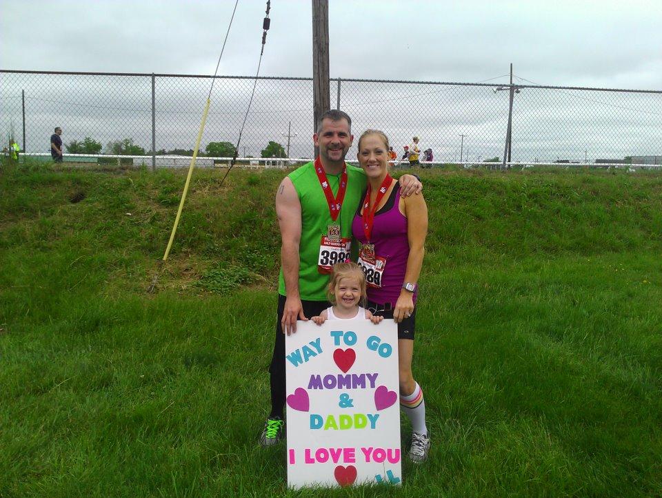 Frederick Half Marathon Finishers