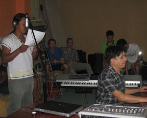 musicos kichwas del Napo