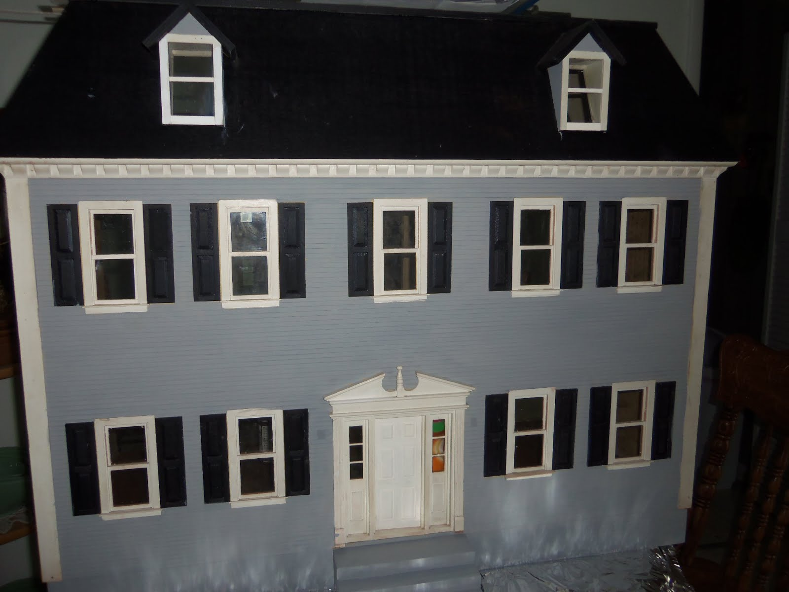 Messy Mansion