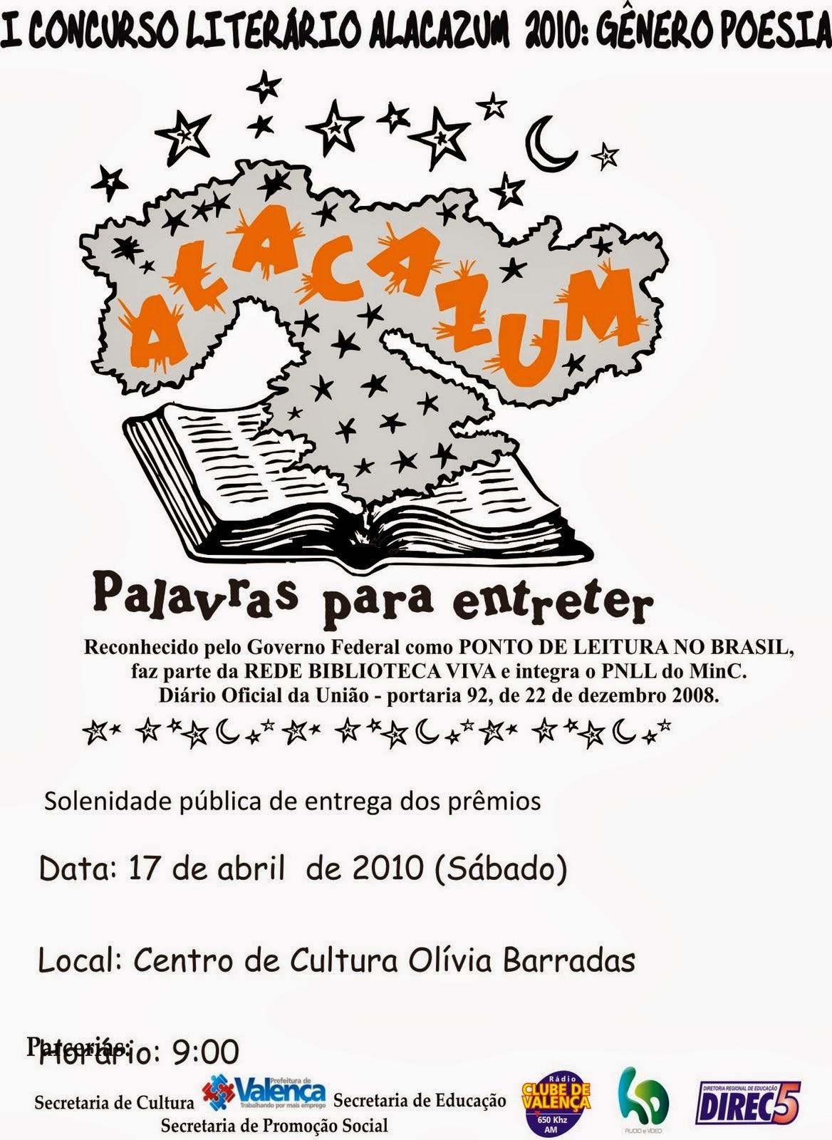Concurso Alacazum