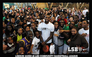 lebron james, basketball, london