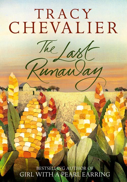 the four character archetypes in the last runaway a book by tracy chevalier