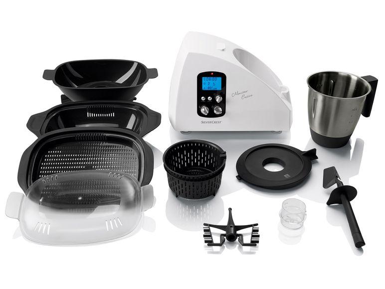 Madame w kuchni o monsieur cuisine for Robot de cuisine vorwerk