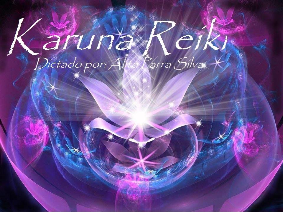 Curso: Reiki Karuna, amor compasivo