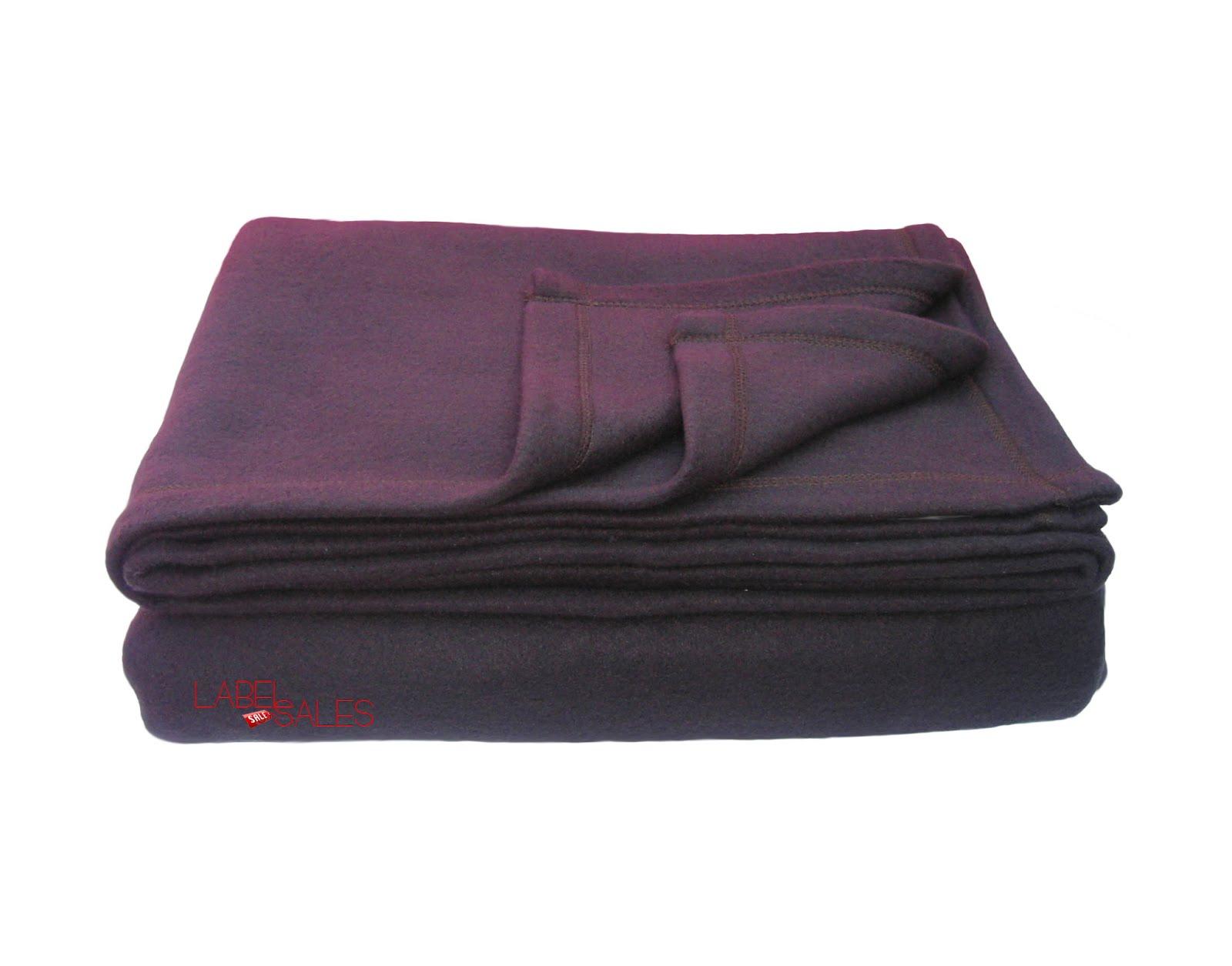 ผ้าห่ม สีจีวรพระ