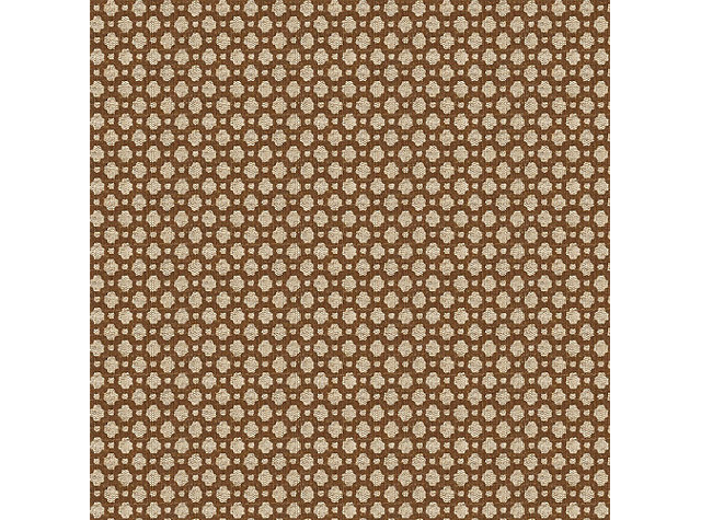 Ballard Designs Marlow Mocha Fabric by the Yard