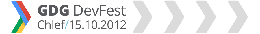 GDG DevFest Chlef 2012