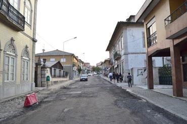 Rua Serpa Pinto (requalificação 2011)