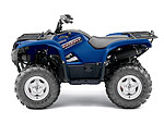 YAMAHA PICTURES 2012 Grizzly 700 FI Auto 4x4 EPS 3