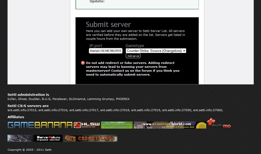 Скачать готовый сервер css no steam orangebox