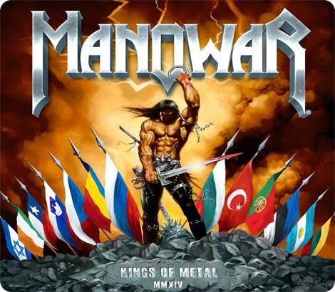 Manowar Kings of Metal MMXIV Descargar Gratis