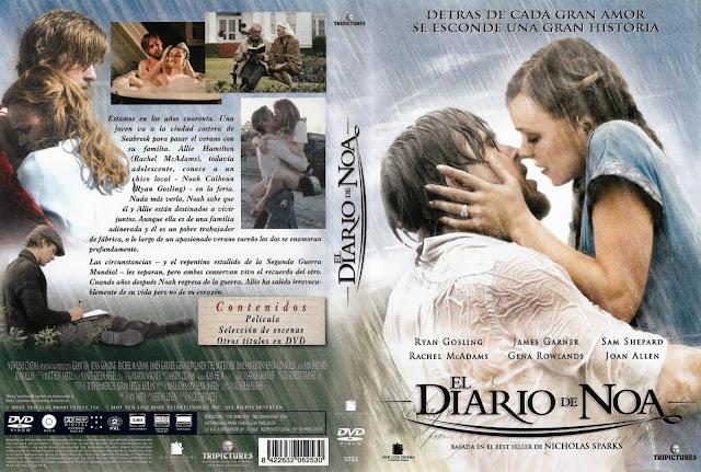 El Diario De Noa Dvd