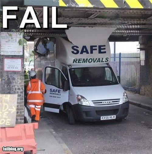 Portão Fail